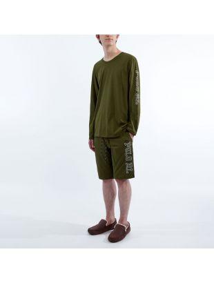 Long Sleeve T-Shirt - Olive