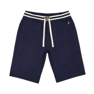 Ralph Lauren Sleep Shorts 71454033|003 In Navy At Aphrodite Clothing