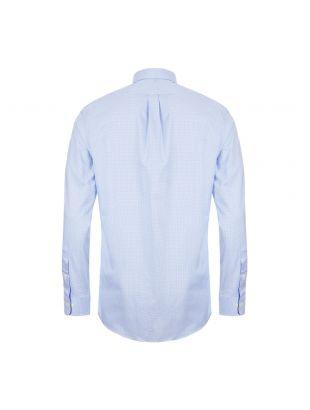 Shirt Gingham - White / Blue