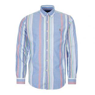 Shirt -  Blue / Stripe