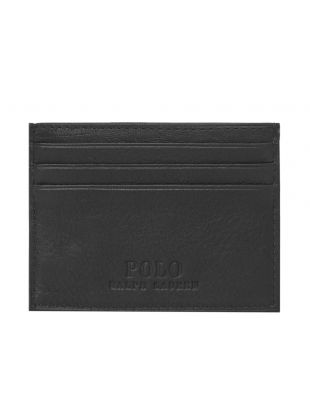 Card Holder Debossed – Black