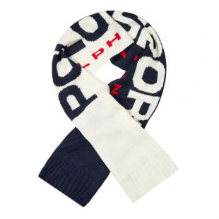 Ralph Lauren Scarf | 449775948 001 Chic Cream