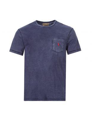T-Shirt Pocket - Navy