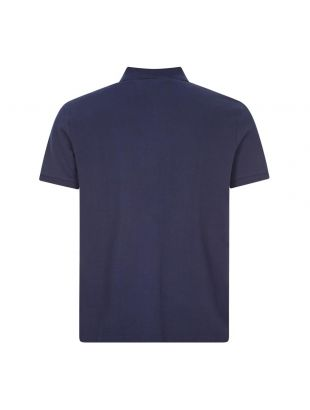 Polo Bear Polo Shirt - Navy