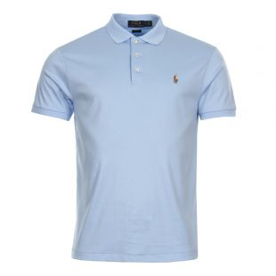 Ralph Lauren Slim Fit Polo Blue 710685514-004