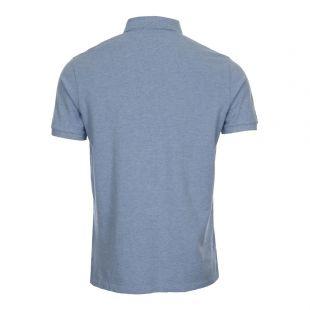 Custom Fit Polo - Blue