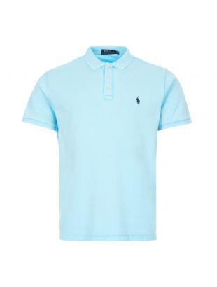 Ralph Lauren Polo Classic Logo 710660897 020 Light Blue