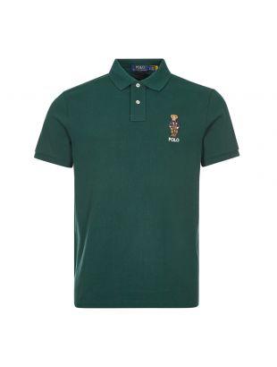 Ralph Lauren Polo Bear Polo Shirt | 710815187 003 Green | Aphrodite