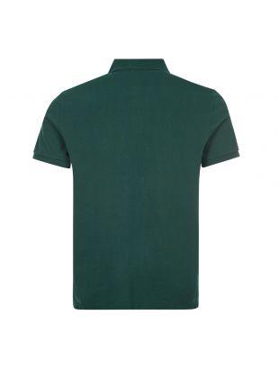 Polo Bear Polo Shirt - Green