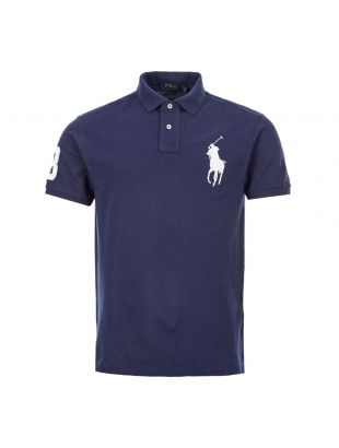 Ralph Lauren Polo Shirt | 710794660 003 Navy