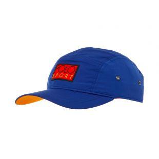 ralph lauren cap 5 panel gear 710788247 002 royal blue