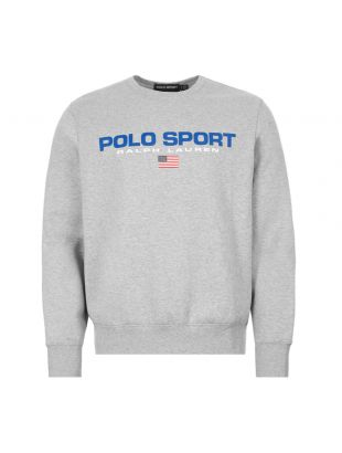 Ralph Lauren Sweatshirt Polo Sport | 710795275 002 Grey