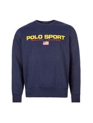 Ralph Lauren Sweatshirt Polo Sport | 710795275 001 Navy