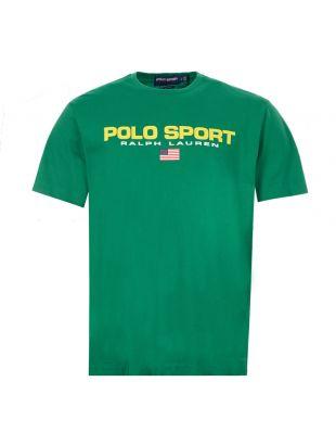 Ralph Lauren T-Shirt Polo Sport | 710750444 008 Green | Aphrodite1994