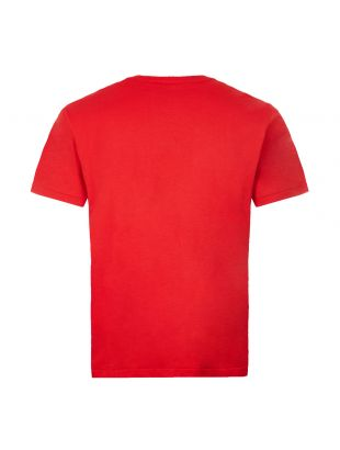 T-Shirt Polo Sport - Red