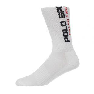 Ralph Lauren 3 Pk socks 449767236|001