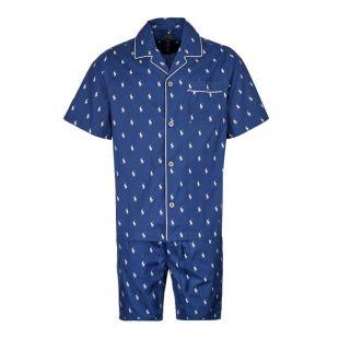 Ralph Lauren Pyjamas 714757468 001 Navy