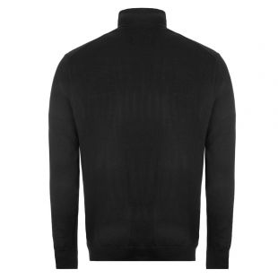 Sweater Roll Neck – Black