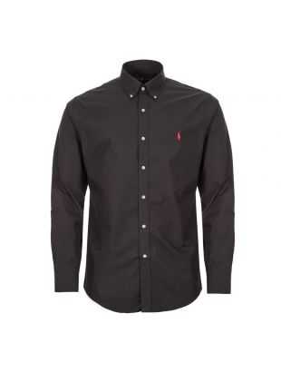 Ralph Lauren Shirt Button Down | 710705269 007 Black