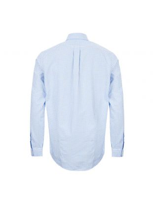 Oxford Shirt – Blue / White