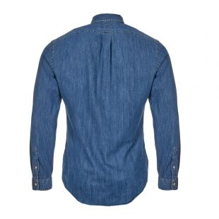 Shirt Chambray - Dark Wash