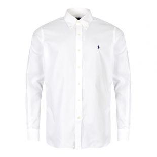 Ralph Lauren Shirt 712721837 007 White