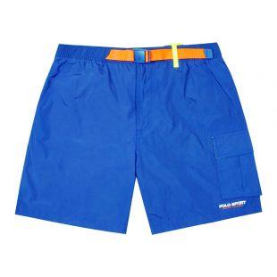 Ralph Lauren Shorts Utility | 710788612 002 Blue