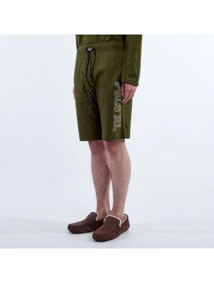 Sleep Shorts - Olive