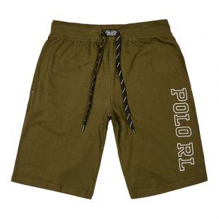 Ralph Lauren Sleep Shorts 714730608 005 Olive
