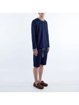 Sleep T-Shirt - Navy
