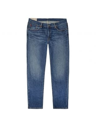 Slim Fit Sullivan Jeans - Indigo Denim