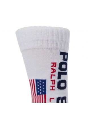 Socks Polo Sport - White