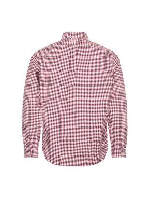 Shirt Gingham - Red / White