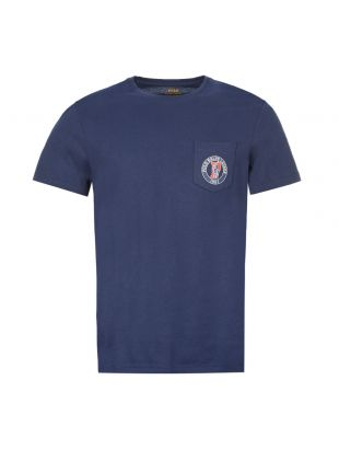 Ralph Lauren T-Shirt 1967| Navy 710796094 001