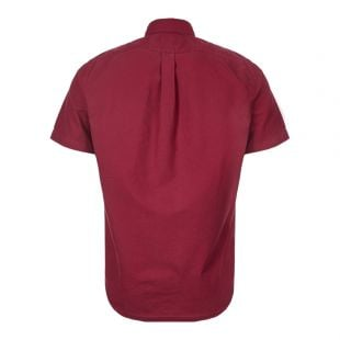 Short Sleeve Shirt Sports - Red