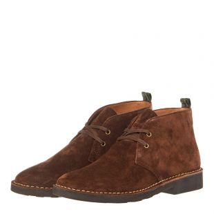 Talan Chukka Boots - Brown