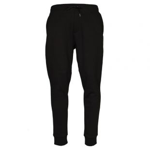 Ralph Lauren Jogger Bottoms  710 652314 001 Black