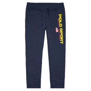Ralph Lauren Sweatpants Polo Sport | 710770023 001 Navy