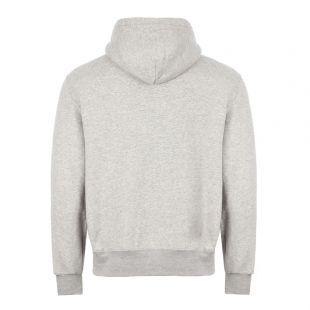 Hoodie Polo Bear – Grey