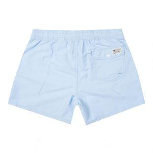 Swim Shorts Traveller - Sky Blue