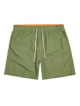 Ralph Lauren Traveller Swim Shorts | 710777751 013 Green