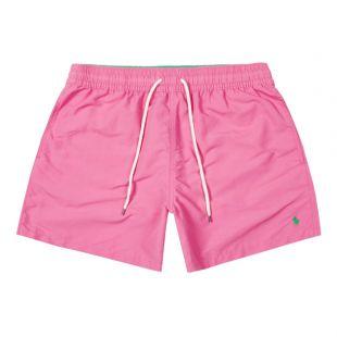 Ralph Lauren Traveller Swim Shorts | 710777751 017 Pink