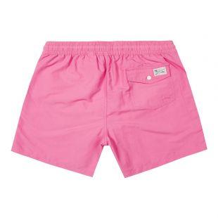 Swim Shorts Traveller - Pink