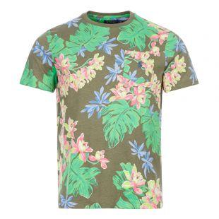 ralph lauren t-shirt 710788944 001 flower print