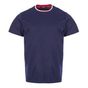 Ralph Lauren Sleep T-Shirt | 714784018 002 Navy / Red