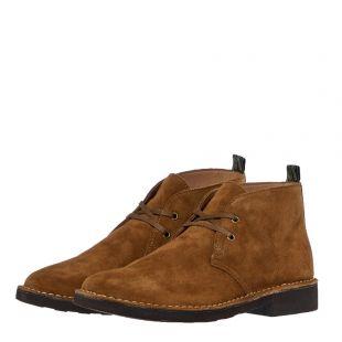 Talan Chukka Boots - Desert Tan