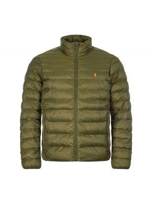 Ralph Lauren Terra Bomber Jacket |  710810897 010 Green | Aphrodite