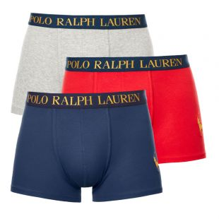 Ralph Lauren 3 Pack Trunks | 714768053 001 Multi