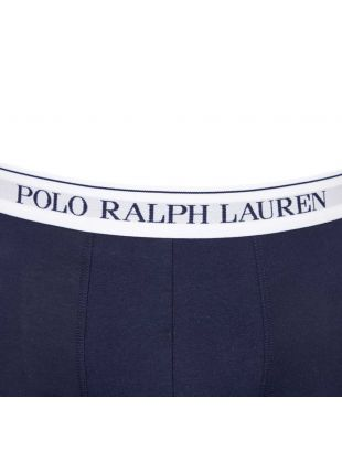 Boxers Three Pack - Navy / Blue / Pink
