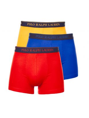 Ralph Lauren 3 Pack Trunks | 714662050 040 Multi